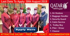 Latest Airport Jobs In Qatar Airways