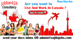 Opportunity To Work In Canada