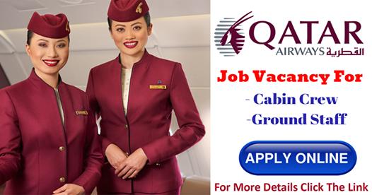 Airport Jobs In Qatar Airways