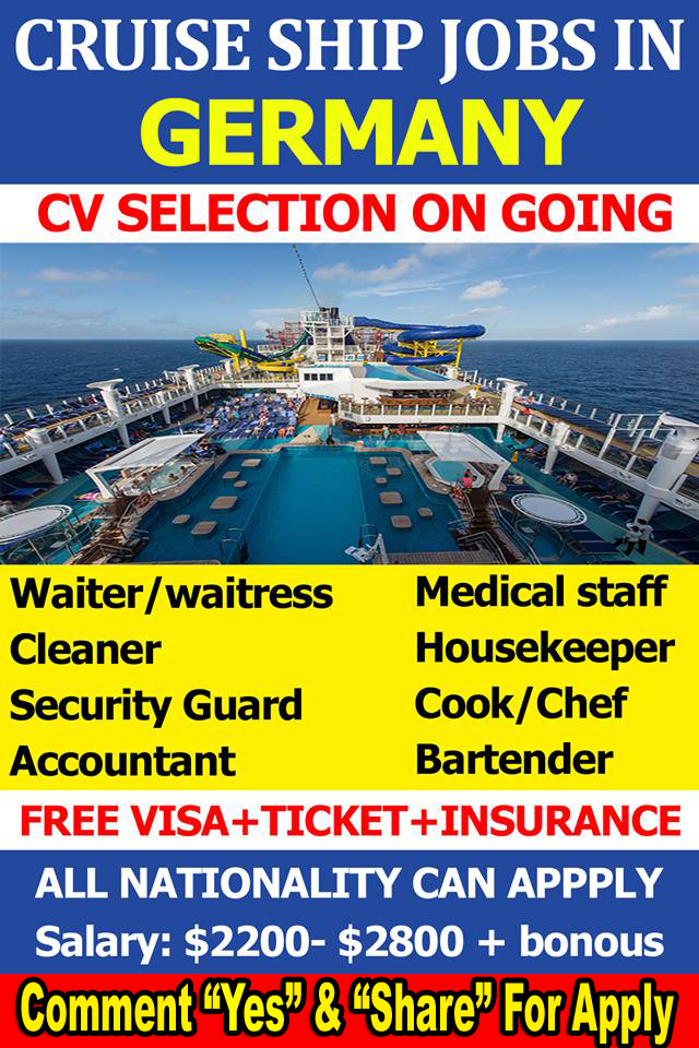 Cruise Ship Jobs In Germany