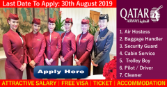 Jobs In Qatar Airways Qatar