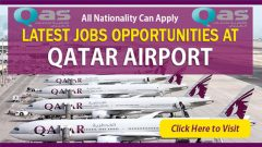 Jobs In Qatar Airways Doha