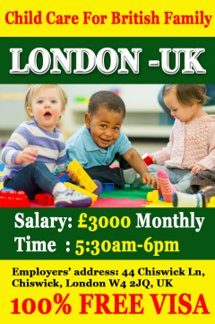 Childcare Jobs In London