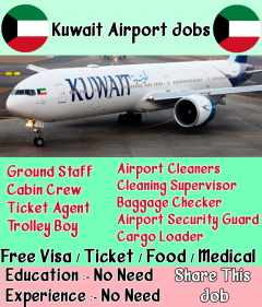 Jobs Hiring Near Me In Kuwait Airport