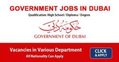 Government Jobs In Dubai For 2020