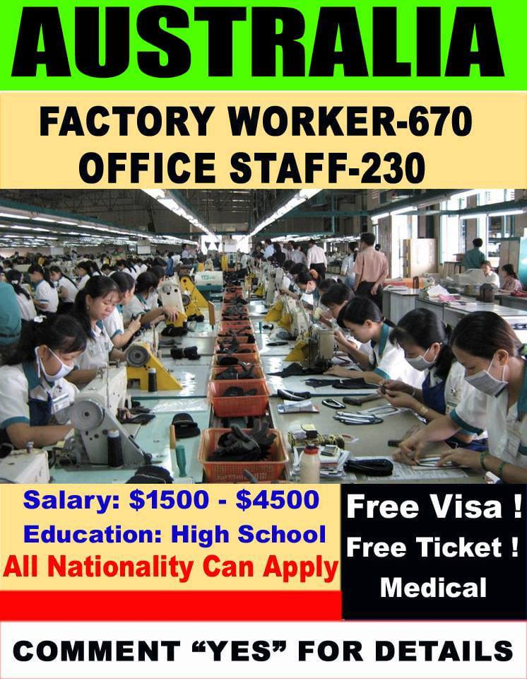 2020 Australia Cruise Ship Jobs Recruitment: Equal Employment Opportunity In Australia Apply Now From