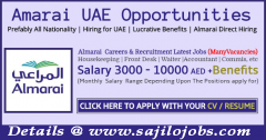 New Jobs In Dubai
