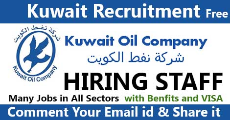 Jobs In oil and Gas company