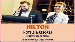 Hospitality Jobs In Canada
