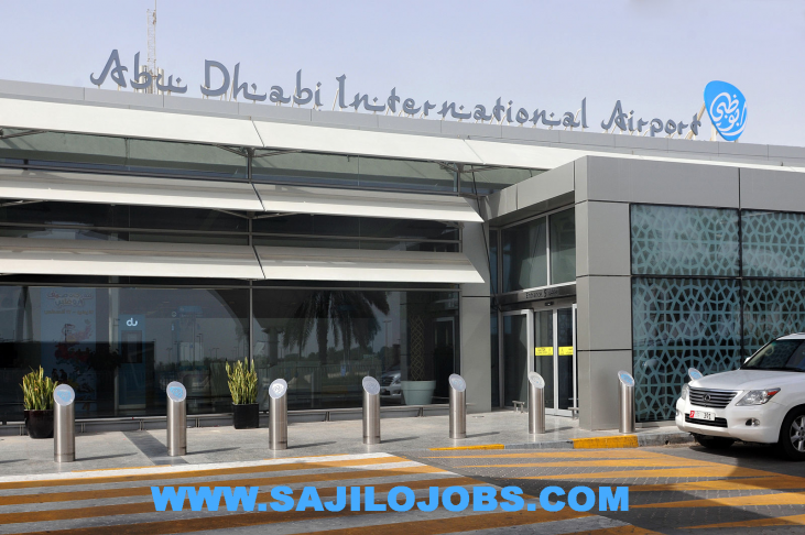 New Jobs In Abu Dhabi Airport