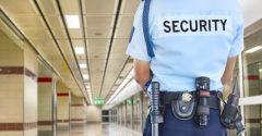 Security Guard Job Vacancy