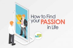 How to Find your Passion