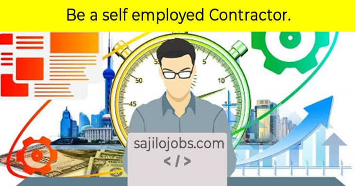 Be a self employed Contractor
