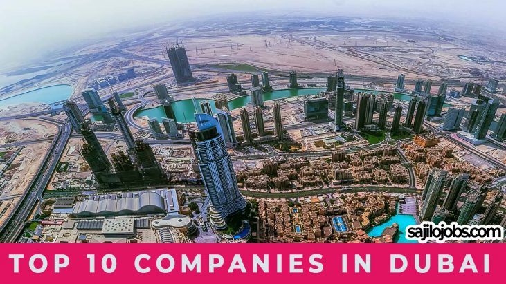 top 10 companies in dubai
