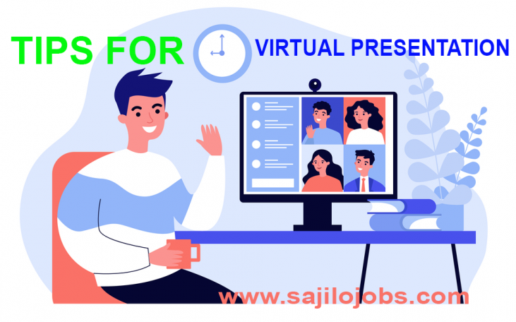 Tips for Virtual Presentations