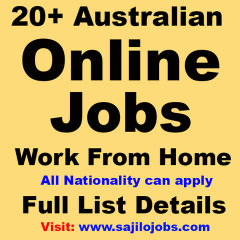Work from Home Jobs in Australia
