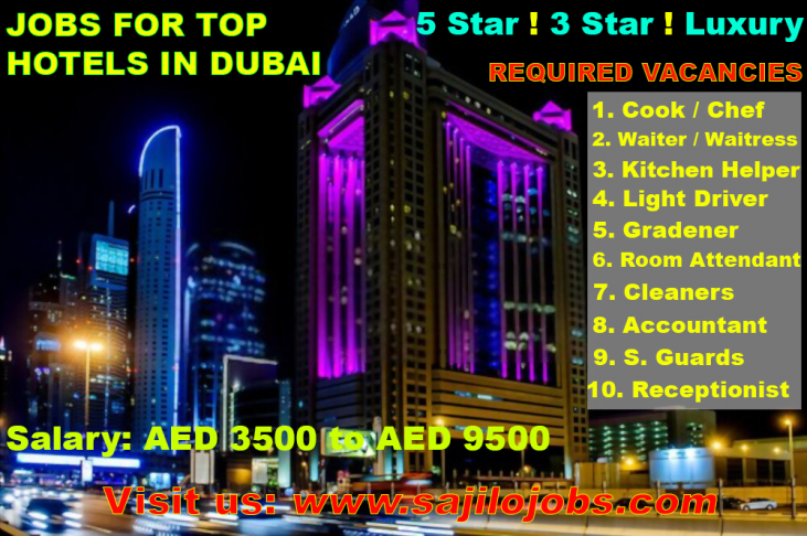 Top 10 Best Dubai Hotel
