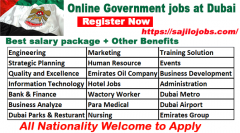 How to get Job in UAE Government